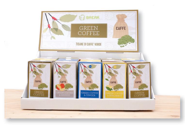 caffè verde crudo dove si compra