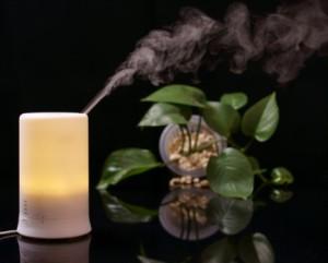 Cromoterapia e aromaterapia i benefici dei colori e delle for Umidificatore gisa
