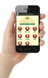 con la APP Mya il sistema Pirotta arriva sul tuo smartphone